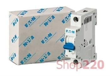 Автоматический выключатель трехфазный 6 А PL6-C6/3 Moeller PL6, уставка С - фото 14859