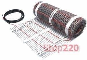 Нагревательный мат 2х0,5 м, DTIR-150 83030562 Devi - фото 11697