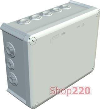 Распределительная коробка Т250 (240х190х95 мм), ІР66, 2007109 OBO Bettermann - фото 11751