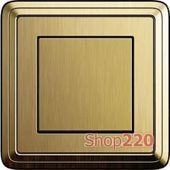 Выключатель бронза/бронза - фото 11822