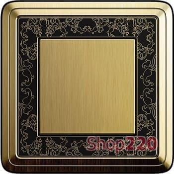 Выключатель бронза/черный - фото 11832