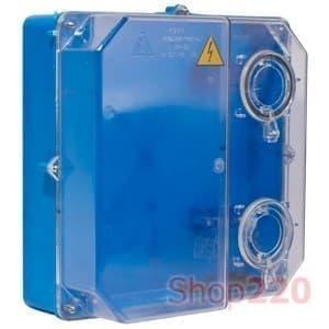 Коробка наружная для 3-х фазного счетчика КДЕ-У, IP54 - фото 30359