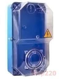Коробка навесная под 1-фазный счетчик КДЕ-2, IP54 - фото 30363