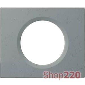 Рамка 1 пост, арт-бетон, 69141 Legrand - фото 32090