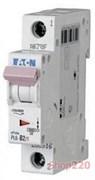 Автомат 10 А, однополюсный, уставка С, PL6-C10/1 Moeller PL6