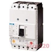 Силовой автоматический выключатель 100А, LZMC1-A100-I