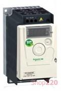 Частотный преобразователь 1,5 кВт, 1-фазный, ATV12HU15M2 Schneider ATV12