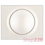 Панель светорегулятора 400 Вт, белый, 771068 Legrand Galea Life