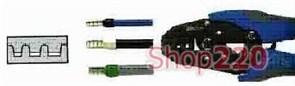 Инструмент для опрессовки наконечников гильз 6-16 мм кв