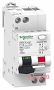 Дифференциальный автоматический выключатель Acti9, 16A, 30мА, A9D31616 Schneider