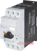 Автоматический выключатель защиты двигателя 50А, PKZM4-50