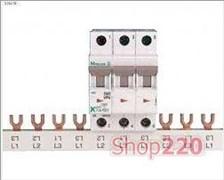Соединительная шина 3пол., макс. ток 80А, Z-GV-16/3P-3TE Moeller Eaton