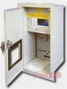 Щит электрический с местом под счетчик на 6 модулей, с замком и окном, встраиваемый, RL-1F6zsz Sabaj