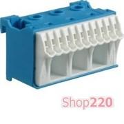 Блок дополнительных N-клемм 3x16 mm2 + 11x4 mm2, KN14N Hager