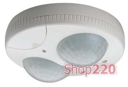 Датчик присутствия 2-канальный с головкой, 230В, Hager