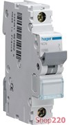 Автомат 50 А, характеристика D, 1 фаза, NDN150 Hager