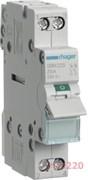Выключатель нагрузки 25 А, 2-полюсный, SBN225 Hager
