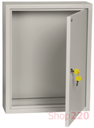 Шкаф металлический 650х500х150 мм, ЩМП-3-1 36 УХЛ3 ІЕК