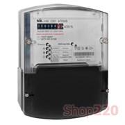 Счетчик электроэнергии 3-фазный НИК 2301 AП2