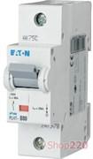 Автоматический выключатель Eaton PLHT B 100A 1 фаза, PLHT-B100/1