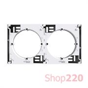 Коробка для накладного монтажа, наборная, белый, EPH6100221 Schneider Asfora