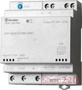 Импульсный блок питания 24В DC, 60Вт, 786012302403 Finder