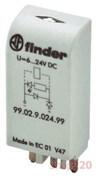 Модуль индикации 220 В, 9902023059 Finder