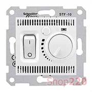 Термостат для теплого пола, белый, Sedna SDN6000321 Schneider