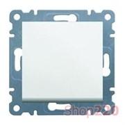 Кнопка, белый, Lumina-2 WL0110 Hager