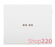 Клавиша с индикацией, белая, 777011 Legrand Galea Life