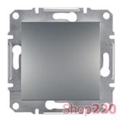 Перекрестный выключатель, сталь, EPH0500162 Asfora Schneider