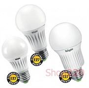 Лампа светодиодная грушевидная матовая, 5Вт, цоколь E27,  Navigator