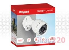 Камера видеонаблюдения, 369400 Legrand