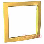 Вставка желтый, MGU4.000.01 Schneider Unica