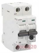 Автомат защиты двигателя 1А, 2 полюса, Z-MS-1/2  Eaton