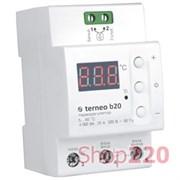 Цифровой термостат повышенной мощности terneob20