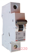 Автоматический выключатель 10А, 1 полюс, тип С, 419662 Legrand RX3
