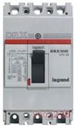 Автоматический выключатель 100А, 3 полюса, 20кА, 27028 Legrand DRX125