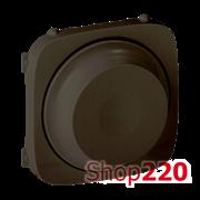 Лицевая панель светорегулятора, антрацит, Valena 752048 Legrand