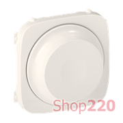 Лицевая панель светорегулятора, жемчуг, Valena 752049 Legrand