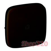 Клавиша выключателя с подсветкой / индикацией, антрацит, Valena 755088 Legrand
