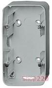 Коробка для накладного монтажа 2-постов,а алюминий, Valena 755572 Legrand