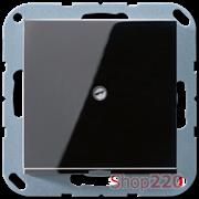 Вывод кабеля, черный, Jung A500 A590ASW