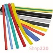 Термоусадочная трубка e.termo.stand.40.20.yellow  40/20,  1м, желтая