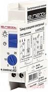Таймер освещения для лестничной клетки, 16А, e.control.t02