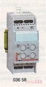 Диммер на дин-рейку 600ВА, дистанционно управляемый, 03658 Legrand