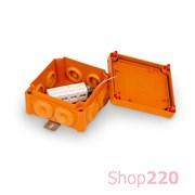 Коробка огнестойкая Е90, 100 x 100 мм, Ensto