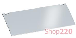 Крышка для блока розеток Bachmann KAPSA, алюминий