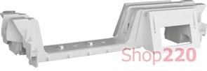 Адаптер для вертикального соединения встраиваемых щитов VFx18 Golf, Hager