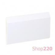Дверца белая для щита VR/VD112, VZ918N Hager